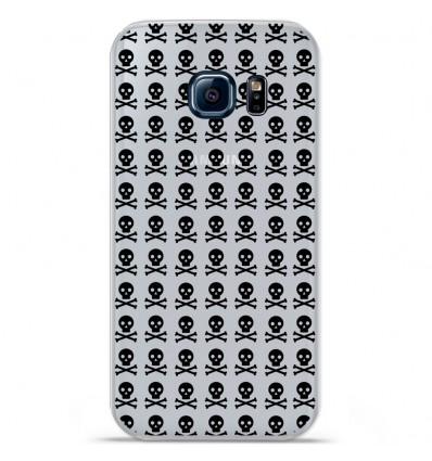 Coque en silicone Huawei Y5 II - Skull Noir