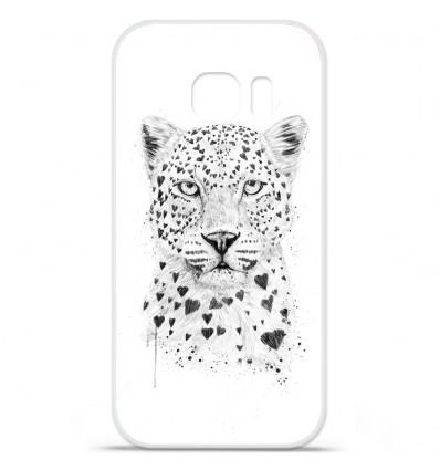 Coque en silicone Huawei Y5 II - BS Love leopard