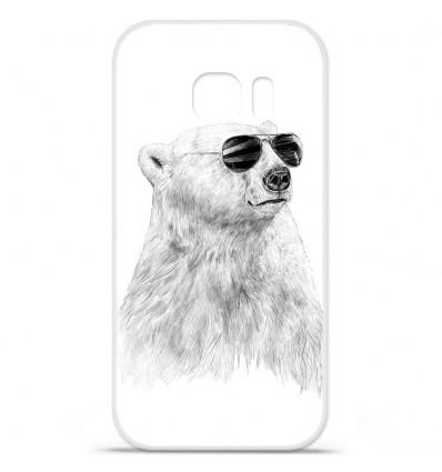 Coque en silicone Huawei Y5 II - BS Sunny bear