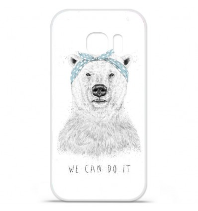 Coque en silicone Huawei Y5 II - BS We can do it