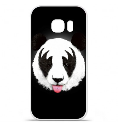 Coque en silicone Huawei Y5 II - Robert Farkas (Kiss Of Panda)