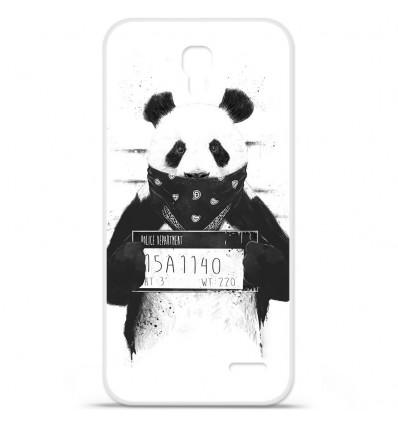 Coque en silicone Orange Roya - BS Bad Panda
