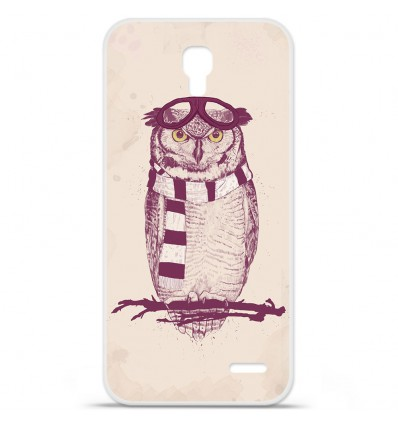 Coque en silicone Orange Roya - BS The aviator