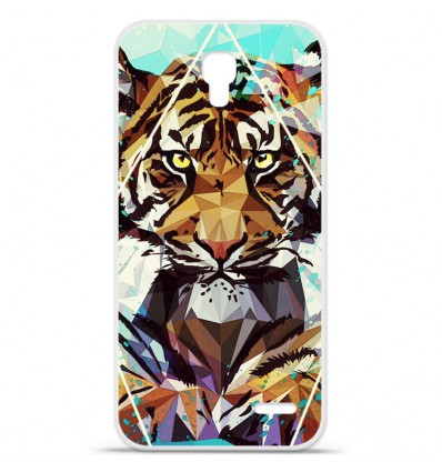 Coque en silicone Orange Roya - ML It Tiger