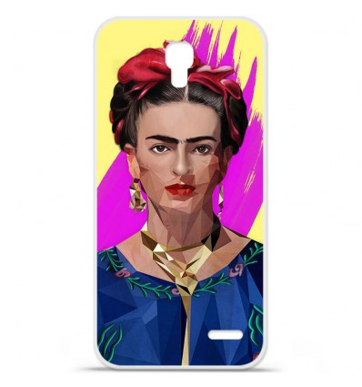 Coque en silicone Orange Roya - ML Modern Frida