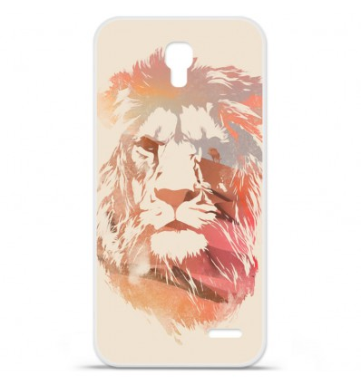 Coque en silicone Orange Roya - RF Desert Lion