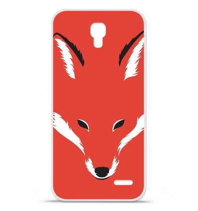 Coque en silicone Orange Roya - RF Foxy Shape