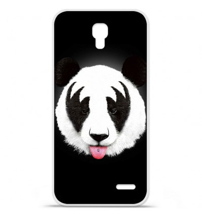 Coque en silicone Orange Roya - RF Kiss Of Panda