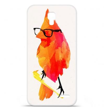 Coque en silicone Orange Roya - RF Punk Birdy