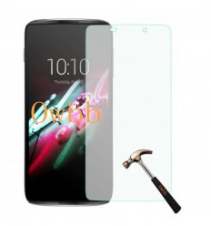 Film verre trempé - Alcatel One Touch Idol 4 protection écran