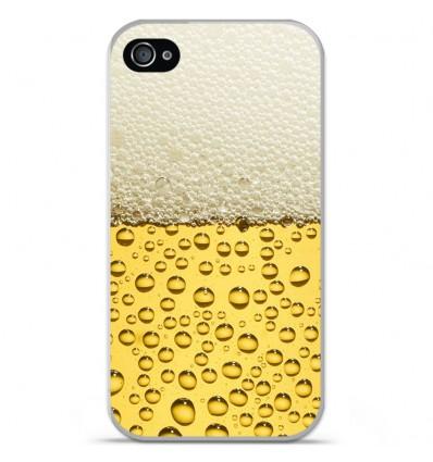 Coque en silicone Apple iPhone 4 / 4S - Pression