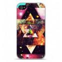 Coque en silicone Apple iPhone 4 / 4S - Star swag