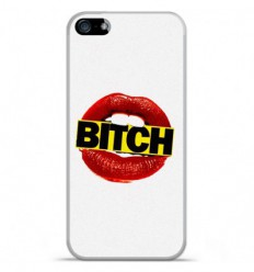 Coque en silicone Apple IPhone 5 / 5S - Citation 08