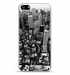 Coque en silicone Apple IPhone 5 / 5S - City