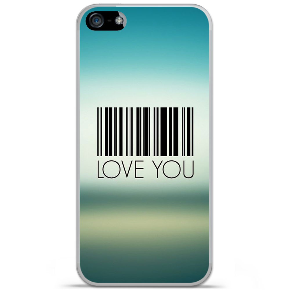 coque iphone 5 i love you