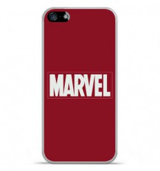 Coque en silicone Apple IPhone 5 / 5S - Marvel