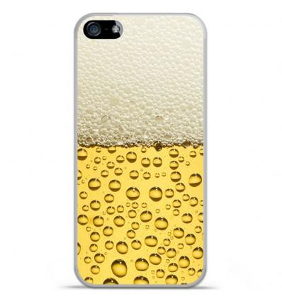 Coque en silicone Apple iPhone 5 / 5S - Pression