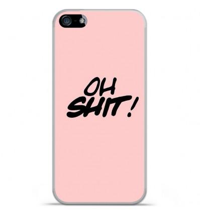 Coque en silicone Apple iPhone 5C - Citation 10