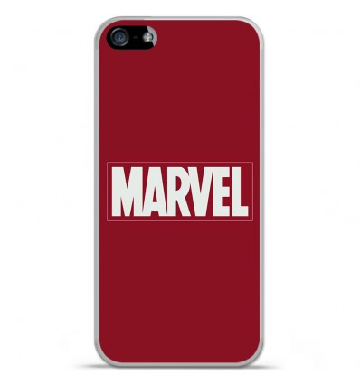Coque en silicone Apple iPhone 5C - Marvel