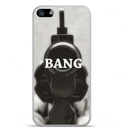 Coque en silicone Apple iPhone SE - Bang