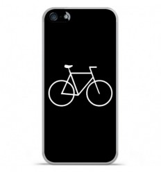 Coque en silicone Apple iPhone SE - Bike Hipster