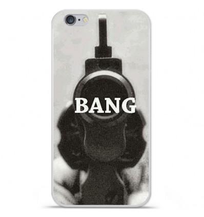 Coque en silicone Apple iPhone 6 / 6S - Bang