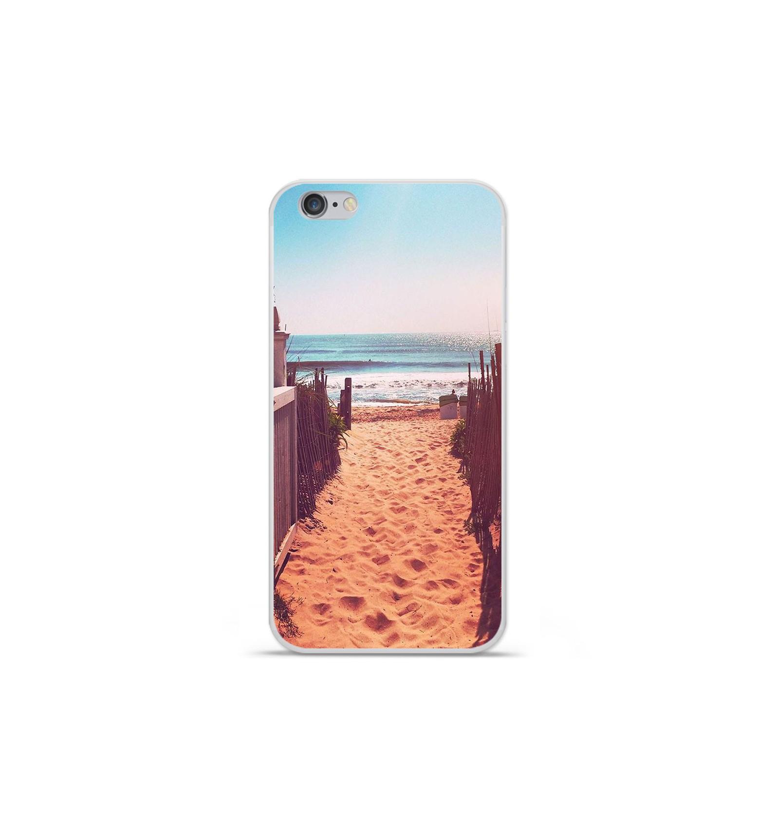 coque plage iphone 6