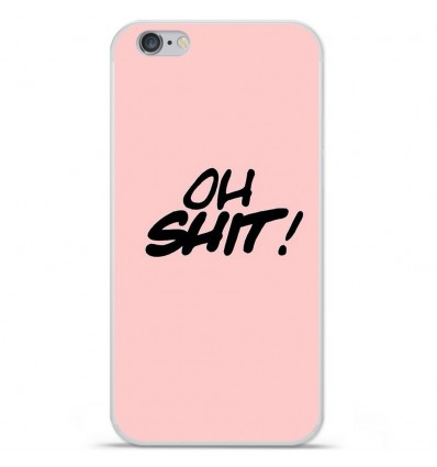 Coque en silicone Apple iPhone 6 / 6S - Citation 10