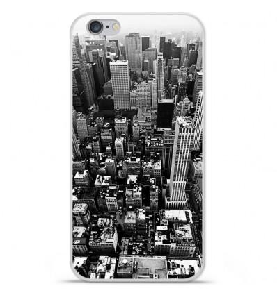 Coque en silicone Apple iPhone 6 / 6S - City