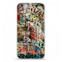 Coque en silicone Apple iPhone 6 / 6S - Graffiti 1