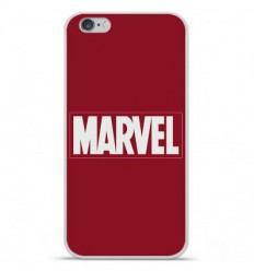 Coque en silicone Apple iPhone 6 / 6S - Marvel