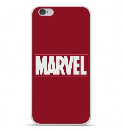 Coque en silicone Apple iPhone 6 / 6S - Marvel