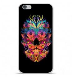Coque en silicone Apple iPhone 6 / 6S - Masque carnaval