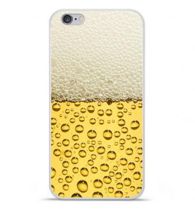 Coque en silicone Apple iPhone 6 / 6S - Pression
