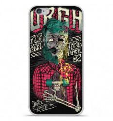 Coque en silicone Apple iPhone 6 / 6S - Skull Urgh