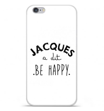 Coque en silicone Apple iPhone 6 Plus / 6S Plus - Citation 05