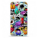 Coque en silicone Apple iPhone 6 Plus / 6S Plus - Graffiti 2