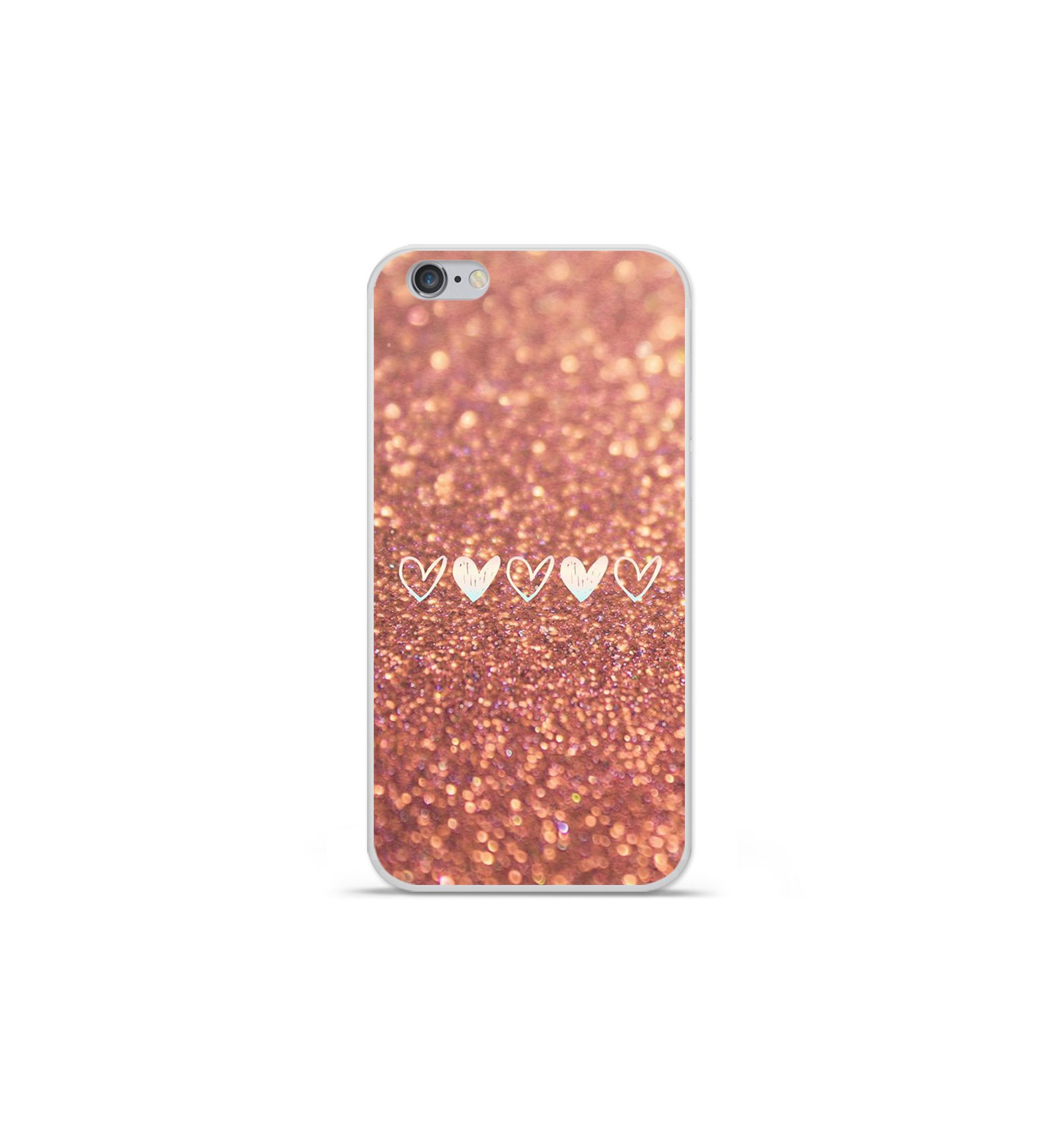 coque iphone 6 silicone coeur