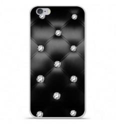 Coque en silicone Apple iPhone 6 Plus / 6S Plus - Strass