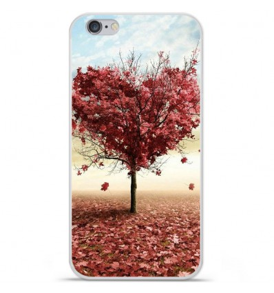 Coque en silicone Apple IPhone 7 - Arbre Love