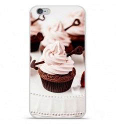 Coque en silicone Apple IPhone 7 - Cup Cake