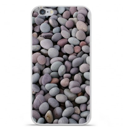 Coque en silicone Apple IPhone 7 - Galets