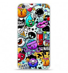Coque en silicone Apple IPhone 7 - Graffiti 2