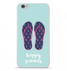 Coque en silicone Apple IPhone 7 - Happy summer