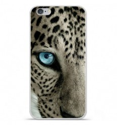 Coque en silicone Apple IPhone 7 - Oeil de léopard