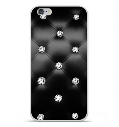 Coque en silicone Apple IPhone 7 - Strass