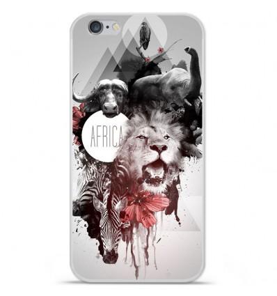 Coque en silicone Apple IPhone 7 Plus - Africa Swag