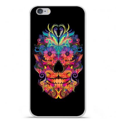 Coque en silicone Apple iPhone 7 Plus - Masque carnaval