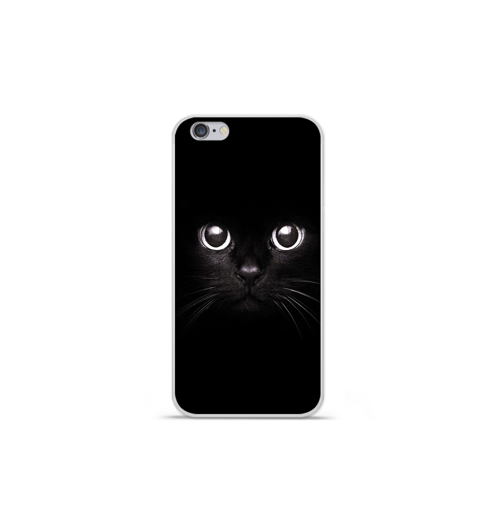 coque iphone 7 motif chat