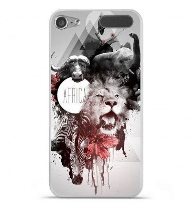 Coque en silicone Apple iPod Touch 5 / 6 - Africa Swag